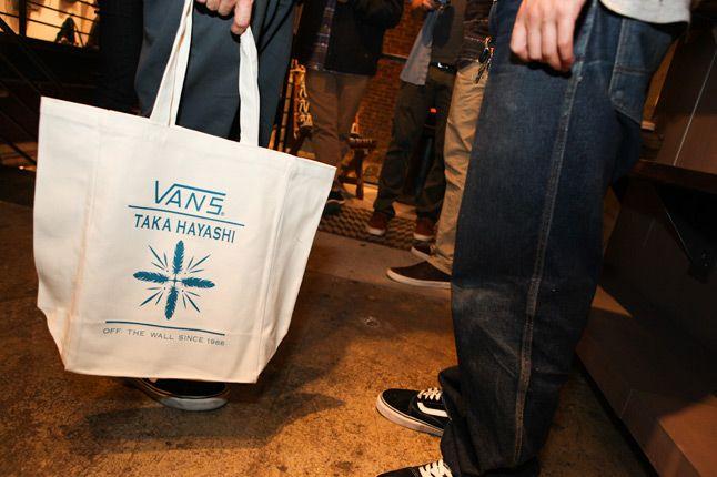 Vans Taka Hayashi Tote Bag 1