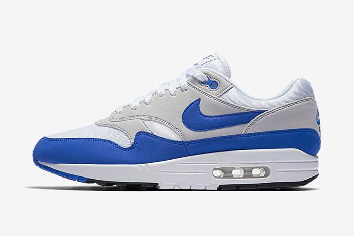 One More Chance To Cop The Air Max 1 Anniversary Blue