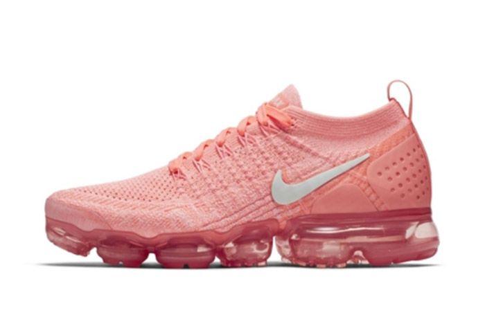 2 Nike Air Vapormax 2 Coral Sneaker Freaker
