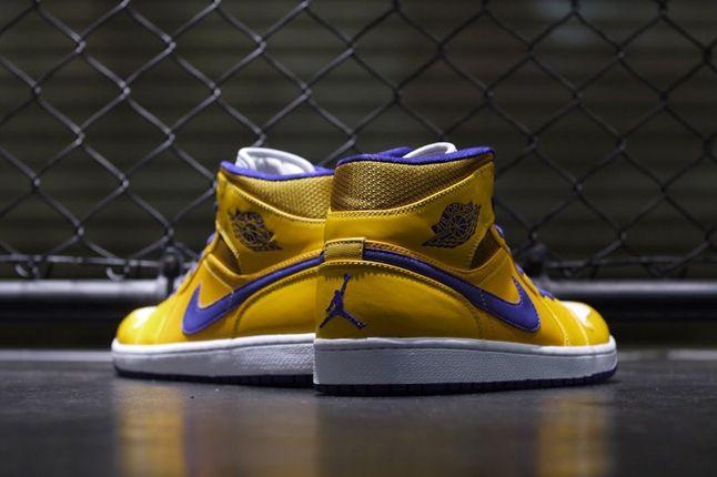 Air Jordan 1 Lakers Heels 1