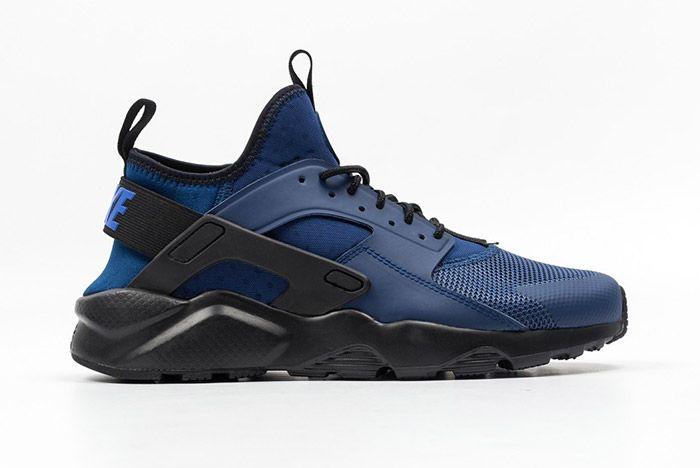 Nike Huarache Run Ultra Coastal Blue 6
