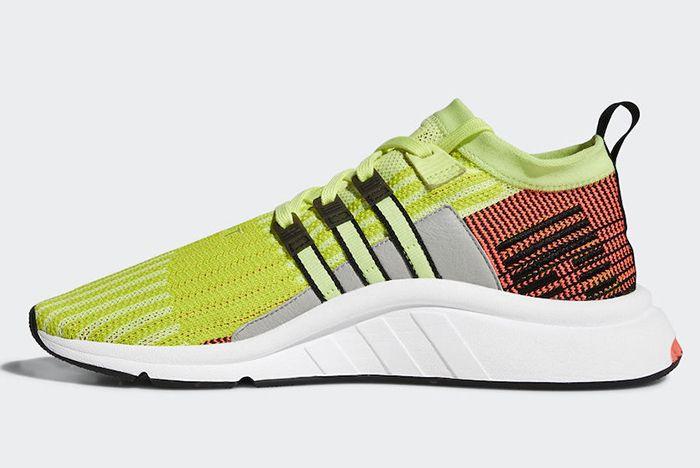 Adidas Eqt Support Mid Adv 2 Sneaker Freaker