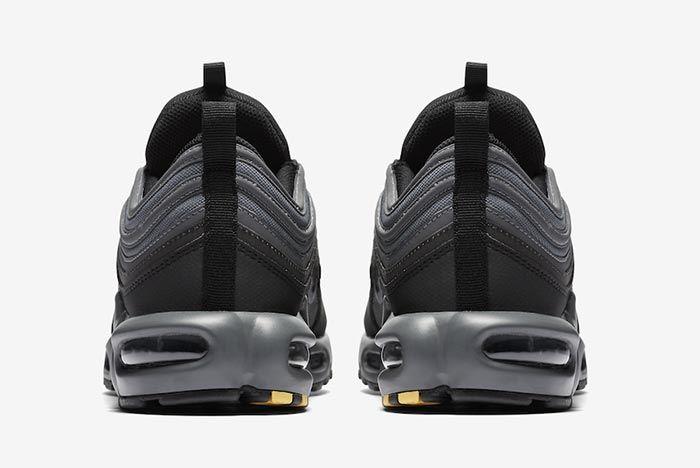 Nike Air Max Plus 97 Black Reflective Release 03
