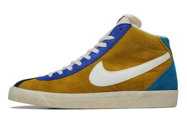 Nike Bruin Mid Vintage Side Profile 1