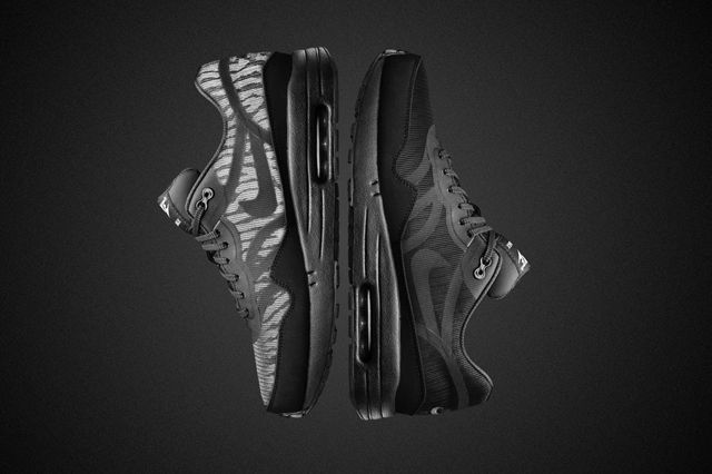 Nike Air Max Black 1 Reflective Collection
