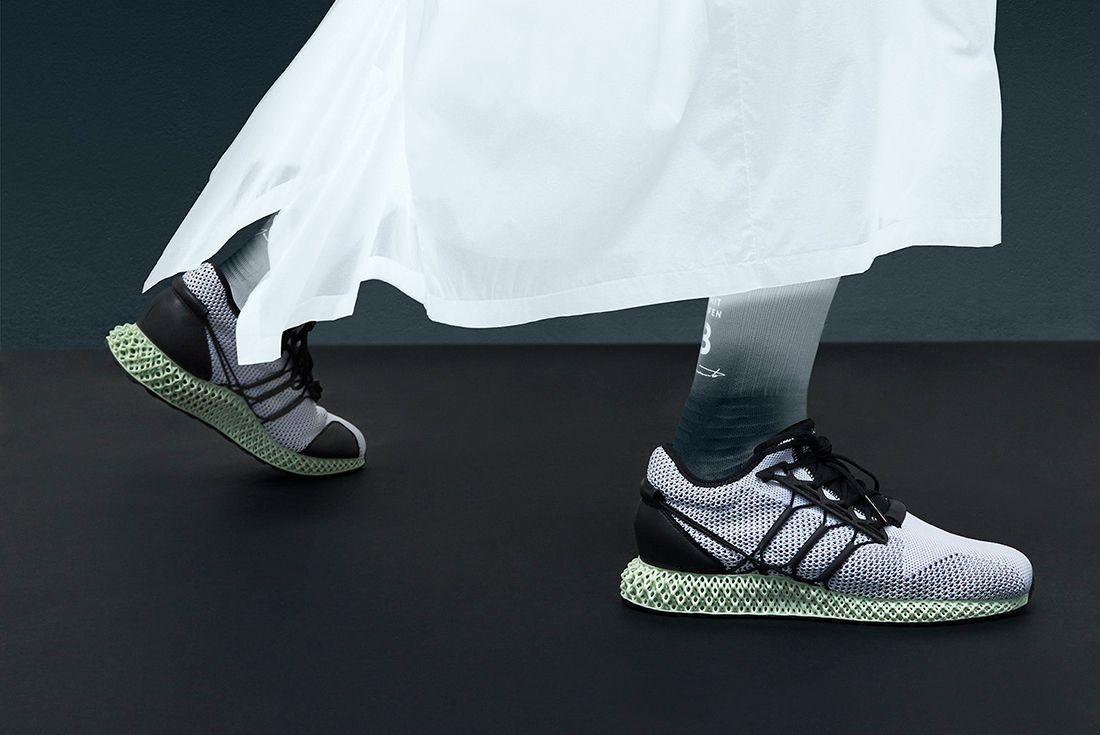 Adidas Y 3 Runner 4 D 13