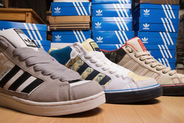 Dean Morris Adidas Superskate 1