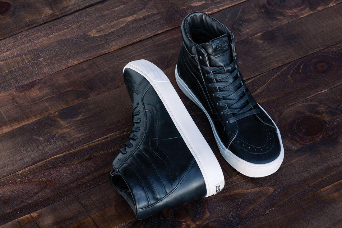 Horween Leather X Vans Vault Collection17