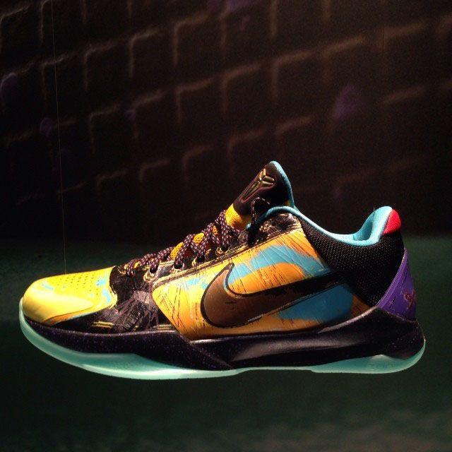 Nike Zoom Kobe 5 Prelude First