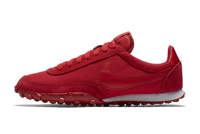 Nike Waffle Racer Gym Red 2