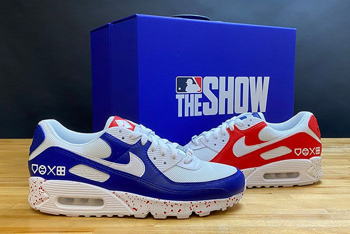 Mlb The Show Nike Air Max 90 Lateral