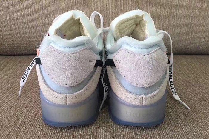 Off White Nike Air Max 90 5