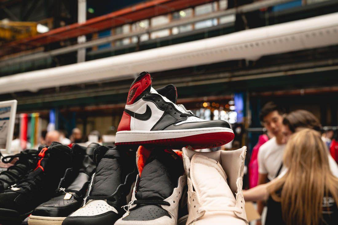 Sneakerness Amsterdam 2019 Event Recap 18 Air Jordan 1 Black Toe