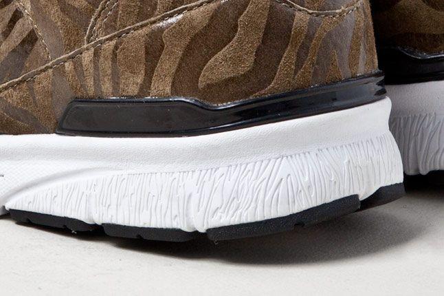 Gourmet The 35 Ap Green Tiger Heels Detail 1