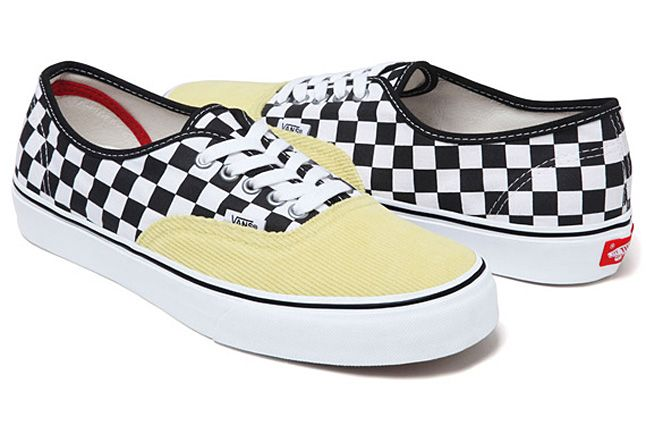Supreme Vans Authentic Corduroy Checker 02 1