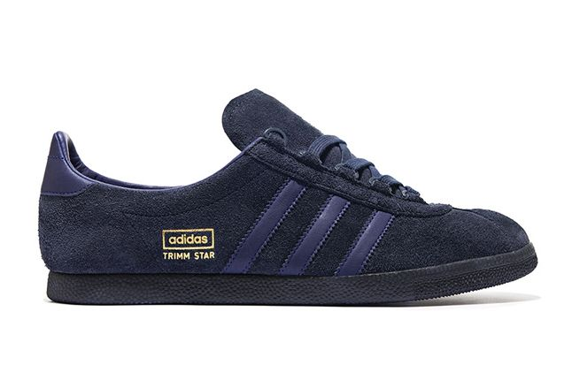 Adidas Trimm Star Dark Marine Profile 1
