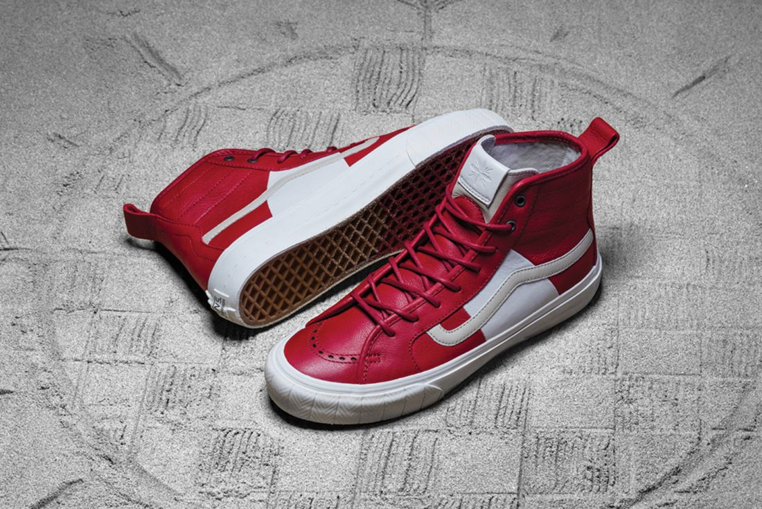 Taka Hayashi X Vault By Vans 15Th Collection 7