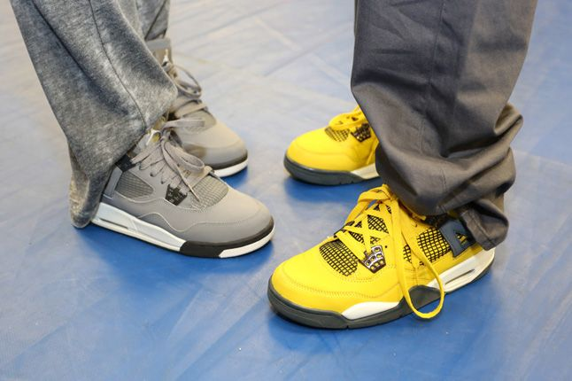 Sneaker Con Charlotte 2012 Jordan 4 1