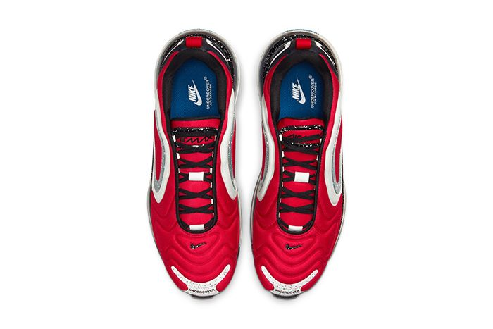 Undercover Nike Air Max 720 Red Release Date Top Down