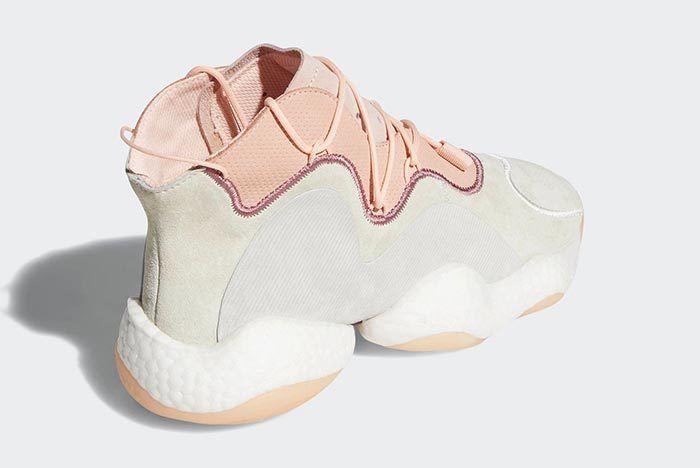 Adidas Crazy Byw Pink 5