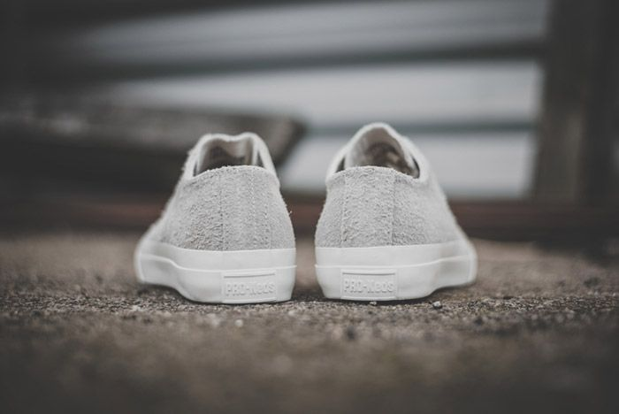 Pro Keds Royal Low Hairy Suede Grey 1