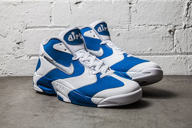 Nike Air Up 14 Military Blue 1