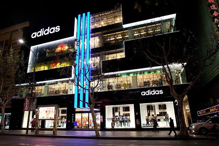 Adidas Closing Stores 1