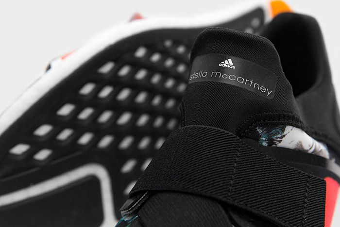 Stella Mccartney Adidas Pure Boost Black 2016 1