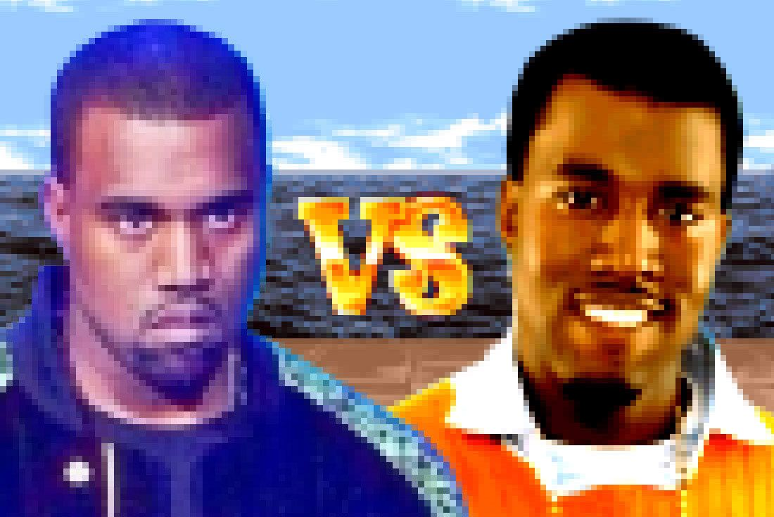 Kanye Versus Yeezys For All
