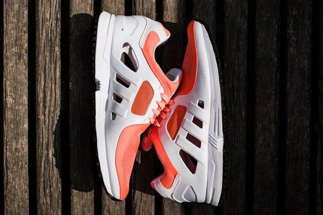 Adidas Eqt Racer 2 0 Solar Orange 2