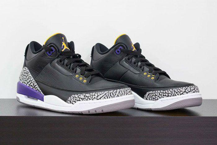 Air Jordan 3 Kobe Pe