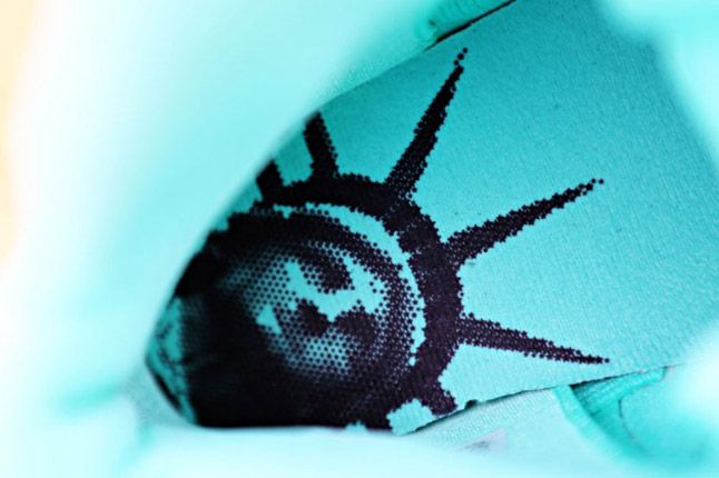Nike Hyperposite Statue Of Liberty Details 1