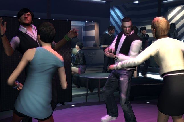 Grand Theft Auto Episodes From Liberty City 12 1