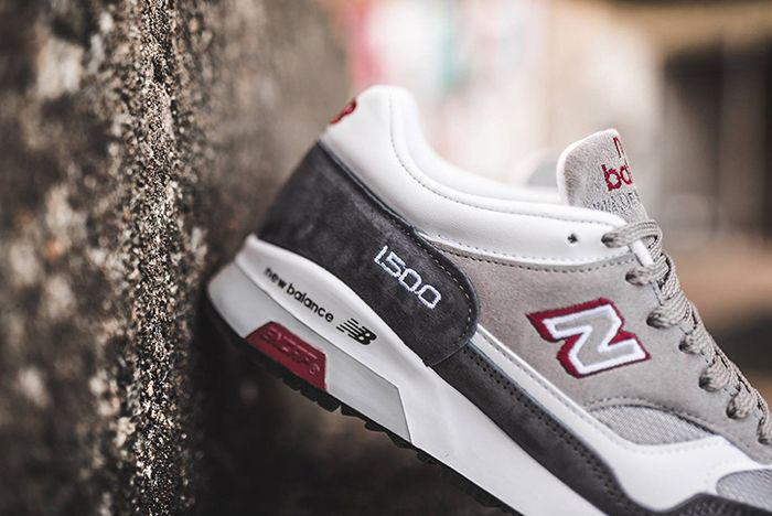 New Balance 1500 Whitered 4