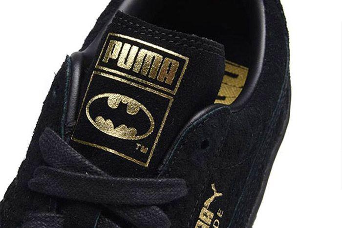 Puma Suede Batman 1