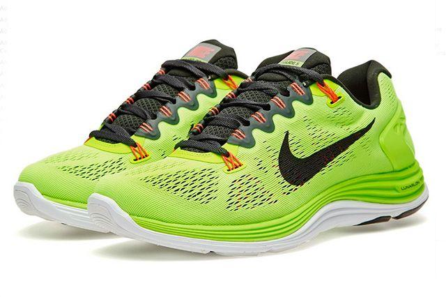Nike Lunarglide 5 Flash Lime 1
