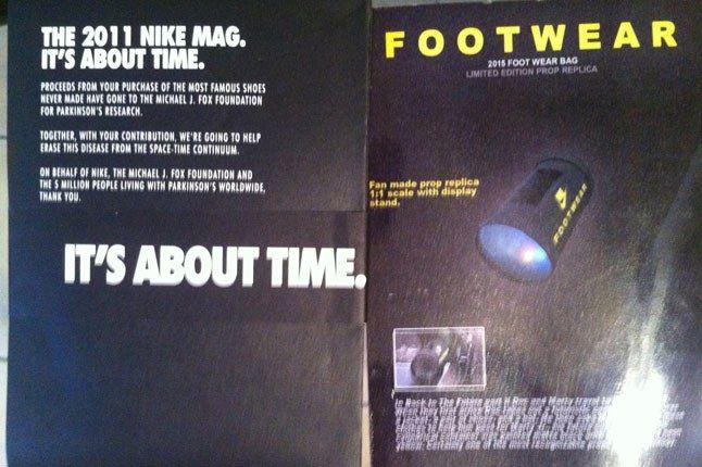 Nike Mcfly Auction 1