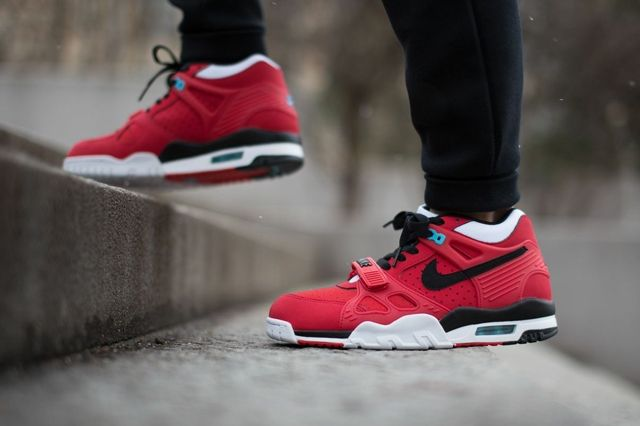 Nike Air Trainer 3 University Red 4