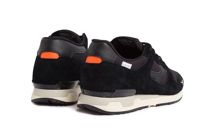 Futur Mizuno Gv87 Black Heels