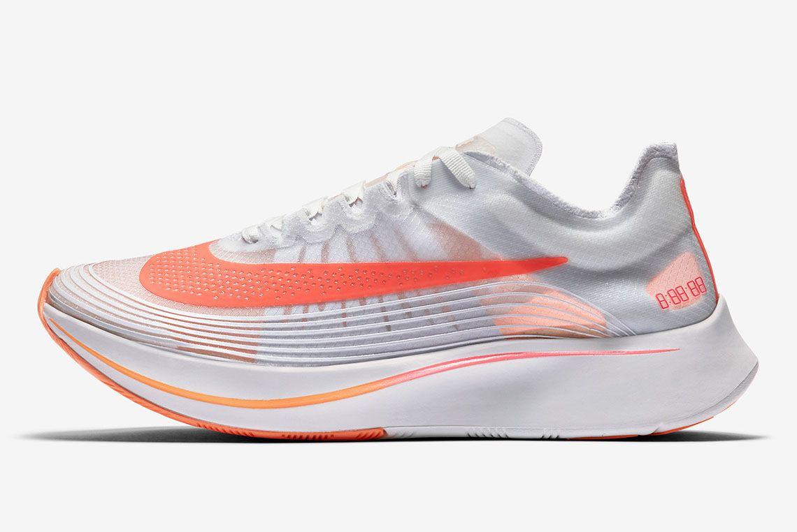 Nike Zoom Fly Sp Neon Orange Release Info 3 Sneaker Freaker