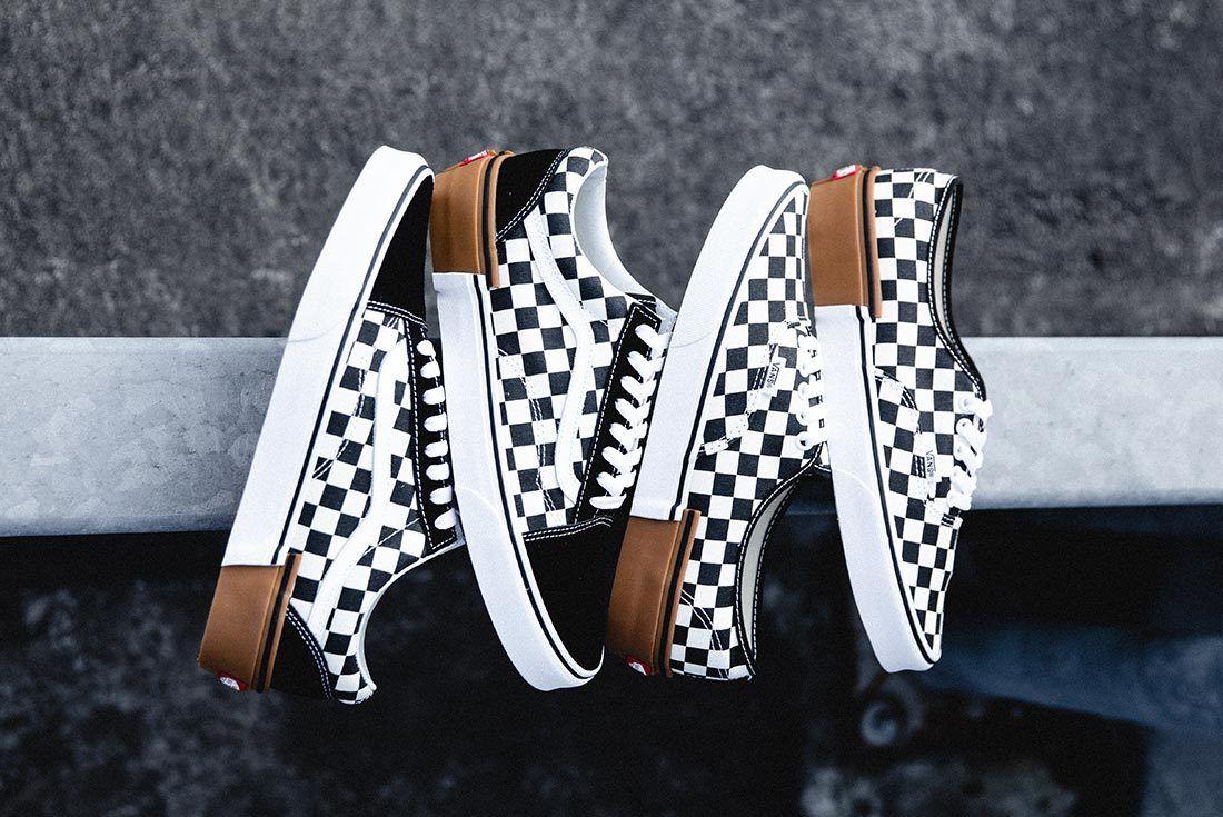 Vans Checkerboard Pack 4