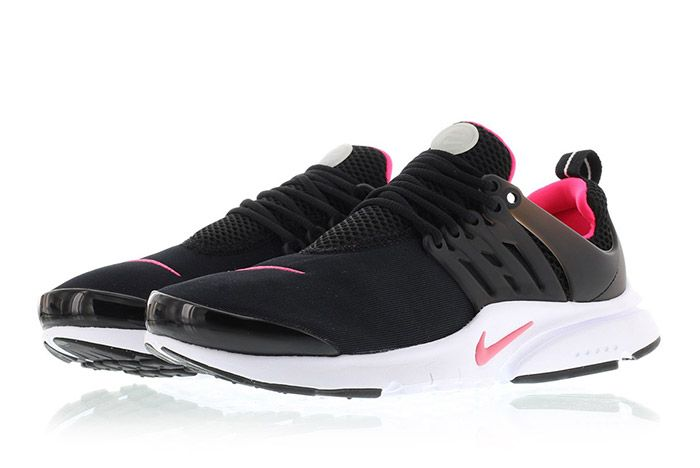 Nike Air Presto Gs Black Hyper Pink 5