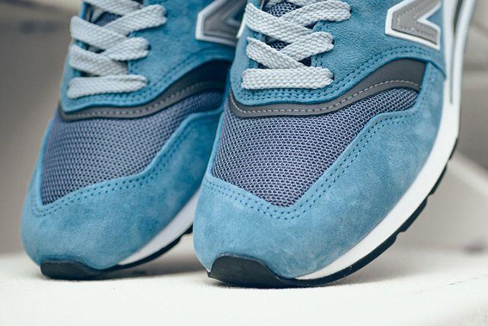 New Balance 997 Made In Usa Ice Blue 6