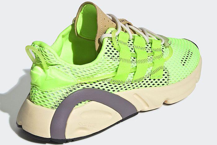 Adidas Lxcon Signal Green Heel