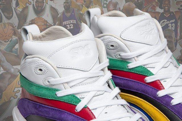 Sneakersnstuff X Reebok Shaqnosis Og Tribute