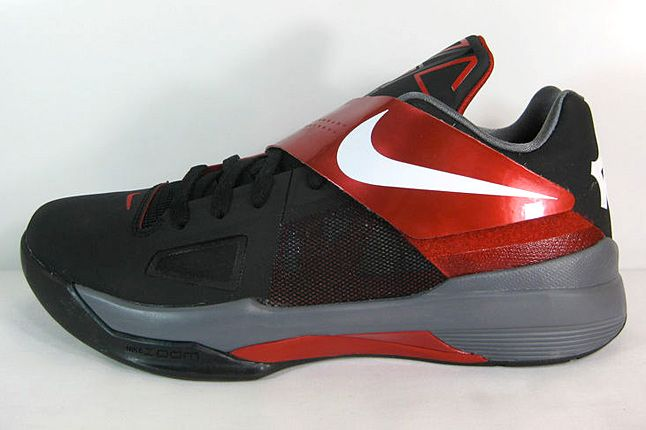 Nike Zoom Kd Iv Black Red 01 1