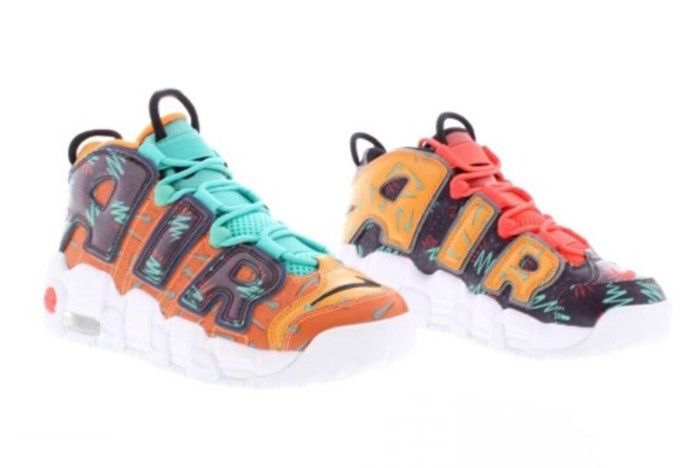 Nike Uptempo What The 90S