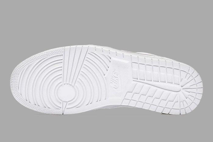 Air Jordan 1 Low White 553558 111 1