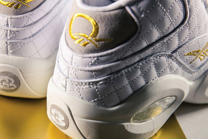 Reebok Question Mid White Party 5