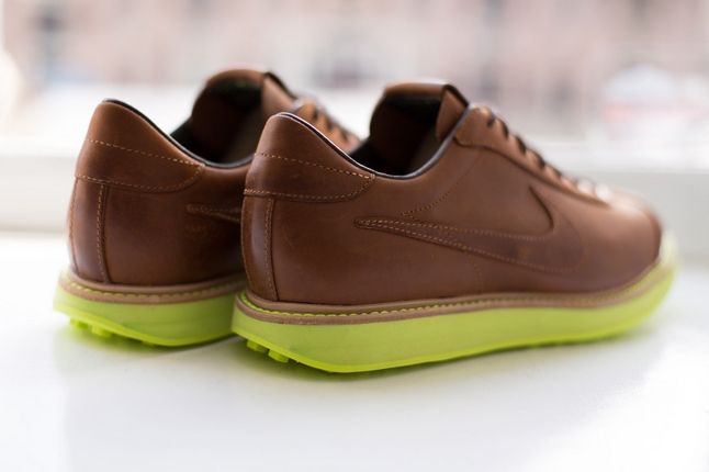 Nike 1972 Qs Borwn Lime Heel Profile 1